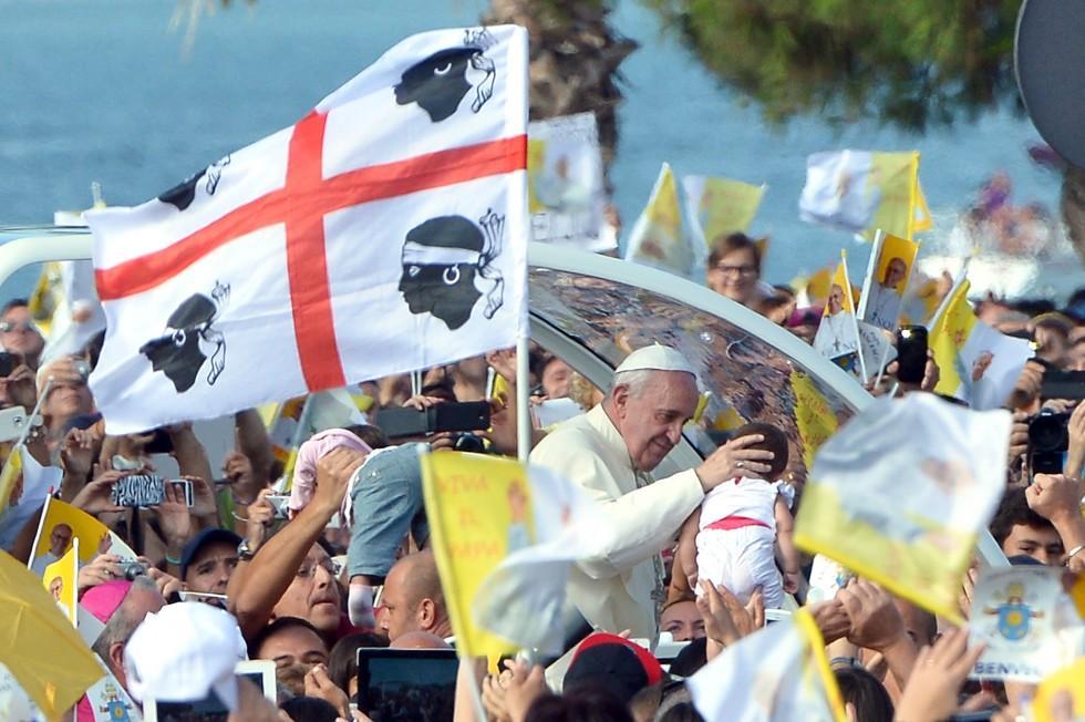 L'eredità delle visite del Papa in Sardegna – Sulcis ...